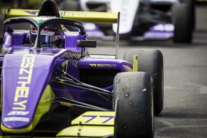 Reserve Keszthelyi beats Gilkes, Bovy to Norising W Series race seat