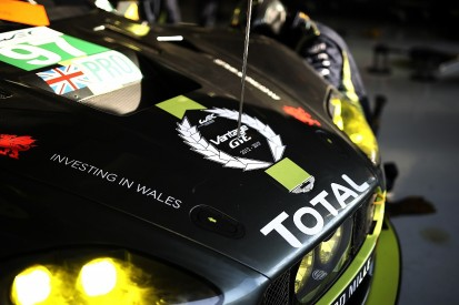 New Aston Martin Vantage GTE has completed two 30-hour tests