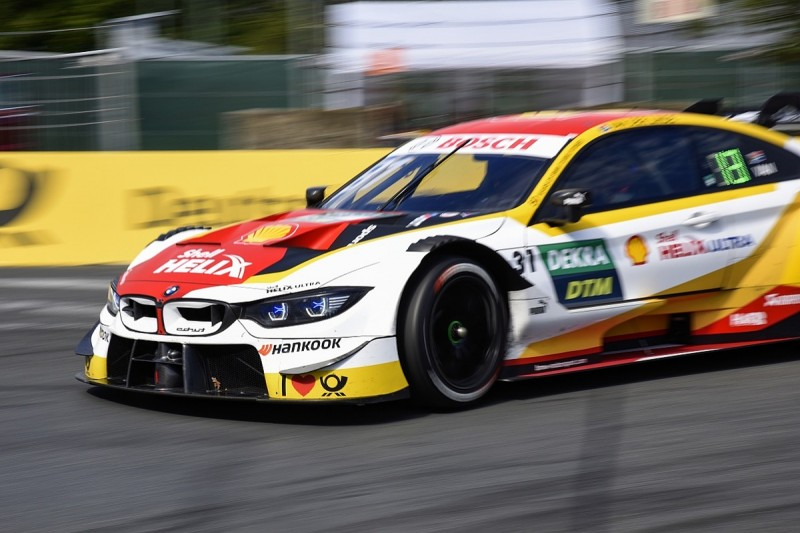 DTM brings a bespoke brake disc to be used only at the Norisring