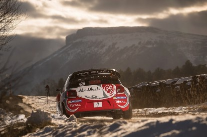 Citroen in race against time to develop all-new WRC C3 for 2017