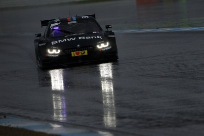 Augusto Farfus leads first DTM test day for BMW at Hockenheim