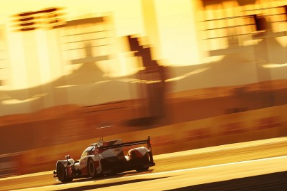 WEC Bahrain: Toyota leads Porsche in both free practice sessions