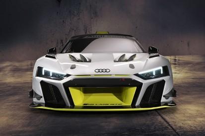 Audi unveils GT2 car for Ratel's new class for amateur drivers