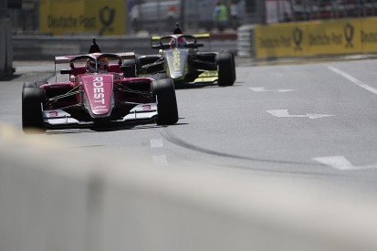 Norisring W Series: Gosia Rdest fastest in Friday practice
