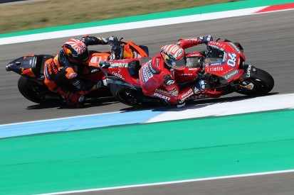 Dovizioso: Wrong to have MotoGP aggression doubted after Dutch TT