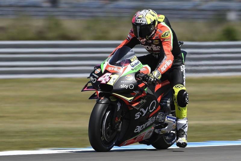 Aleix Espargaro: Aprilia should now switch MotoGP bike focus to '20