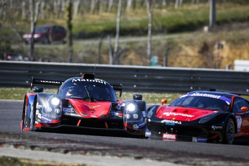 ORECA to keep running French GT and Prototype series after dispute