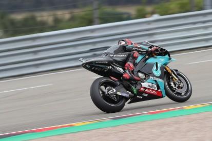 Quartararo narrowly beats Marquez in MotoGP Sachsenring practice