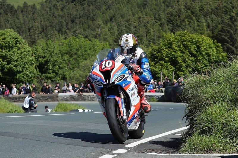 TT winner Hickman replaces ill Reiterberger at BMW for Donington WSBK