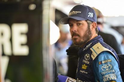 Truex dismisses Harvick's NASCAR Cup title 'letdown' comments