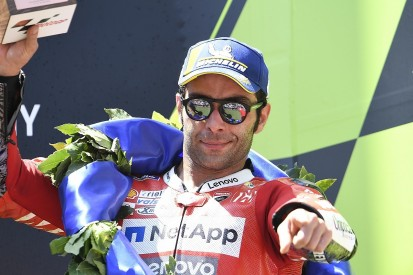 Ducati retains Petrucci alongside Dovizioso for 2020 MotoGP season