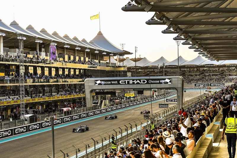 Promoted: How Abu Dhabi offers some of the best views in Formula 1