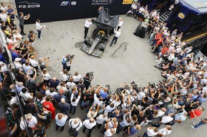 Three teams join Formula 2 2018 grid in series reshuffle