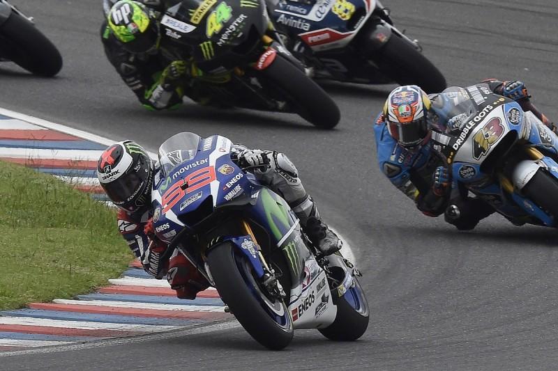 Jorge Lorenzo 'not comfortable' ahead of MotoGP Argentina crash