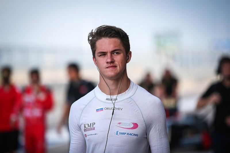 Hospitalised Formula V8 3.5 title contender Orudzhev out of Bahrain