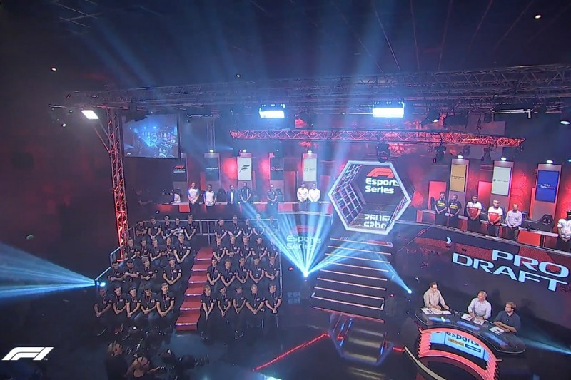 42 gamers qualify for F1 Esports Pro Draft ahead of team selections
