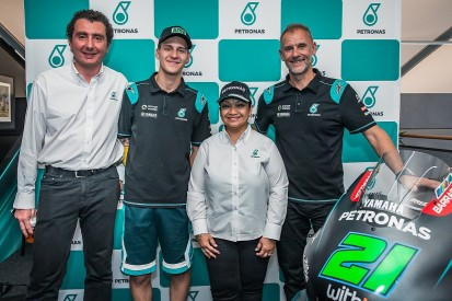 Promoted: The new PETRONAS oil that pushed Quartararo to Assen success