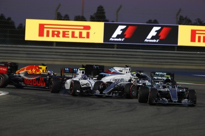 Bottas was not trying to pass Hamilton at Bahrain GP first corner