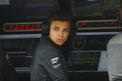 Lando Norris 'went to Brazil for a bath' after canned McLaren F1 test