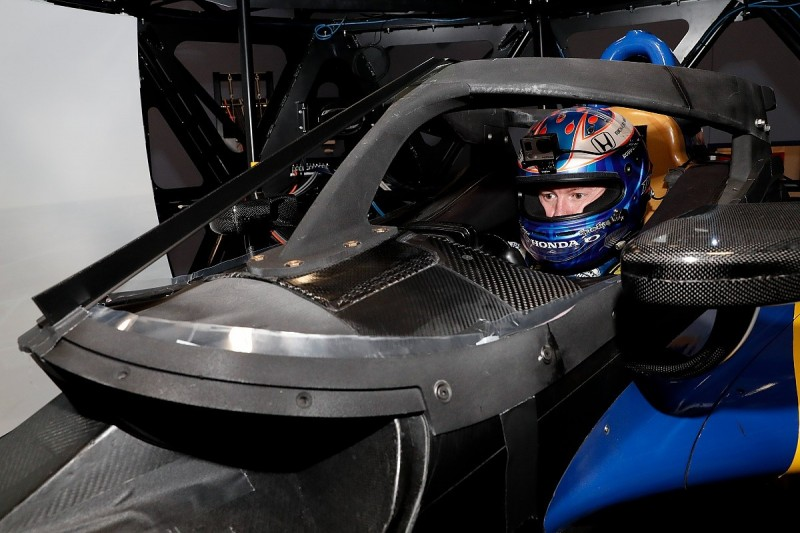 Scott Dixon: Drivers won't notice IndyCar aeroscreen inside car