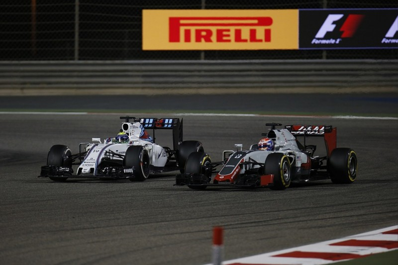 """Romain Grosjean: Haas F1 team's results in debut races are """"crazy"""""""