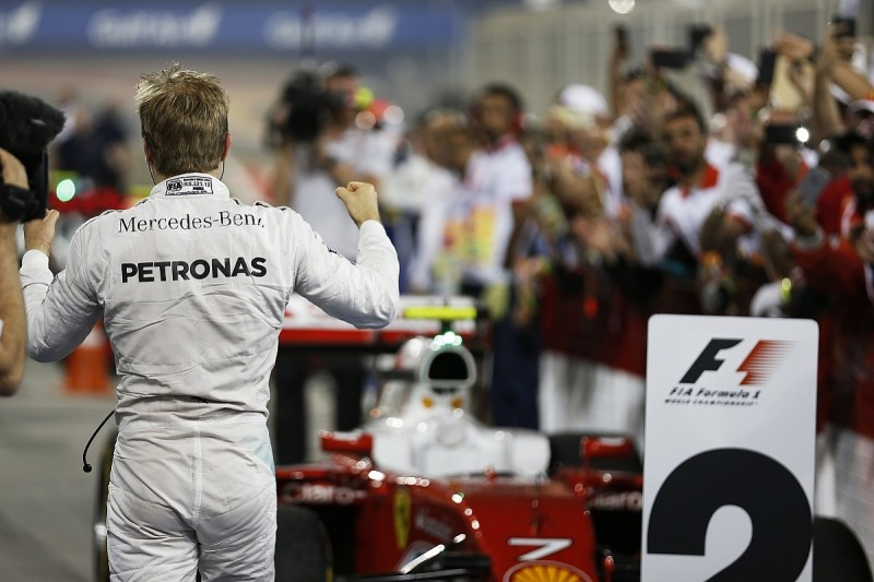 We haven't seen the real Ferrari in F1 2016 yet - Nico Rosberg