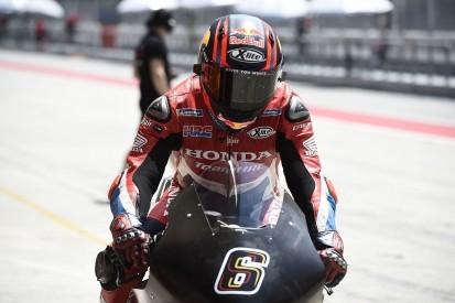 Honda's Stefan Bradl replaces injured Lorenzo at MotoGP Sachsenring