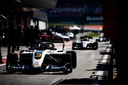ART explains illegal Formula 3 Lungaard, Beckmann physios incident