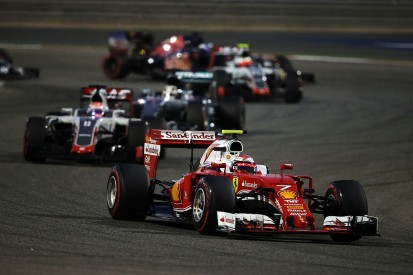 Kimi Raikkonen could've won Bahrain GP with better start - Ferrari