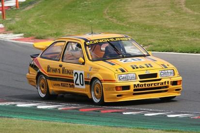 Bathurst 1000 record-breaking ex-Longhurst Cosworth races at Brands