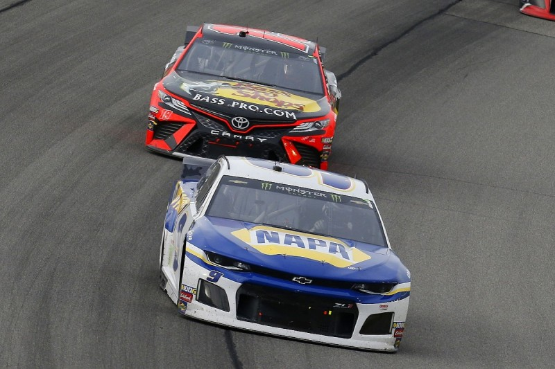 Martin Truex Jr: Hendrick Chicago NASCAR Cup form could be one-off