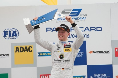 Gunther resists Prema team-mate Cassidy for second European F3 win