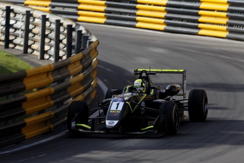 McLaren F1 junior Lando Norris leads Macau Grand Prix qualifying