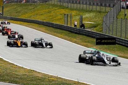 "Norris could take ""more risk"" in Austrian GP Hamilton battle"