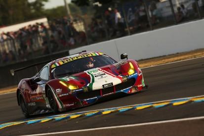 WEC Ferrari 488 GTE confirmed for main feature at 2018 Autosport Show