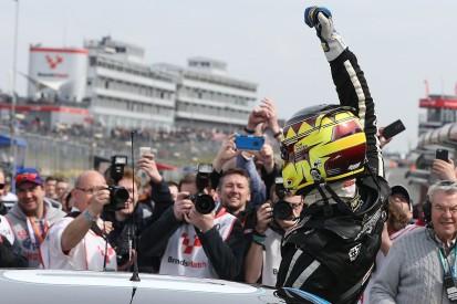 Tom Ingram scores his first BTCC win in 2016 opener at Brands Hatch