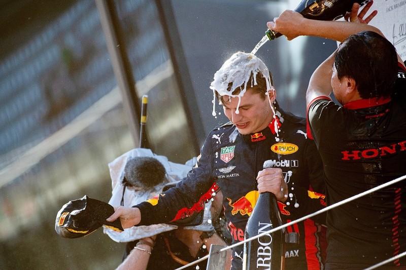 Verstappen: Austria win helps reduce Red Bull-Honda F1 doubts