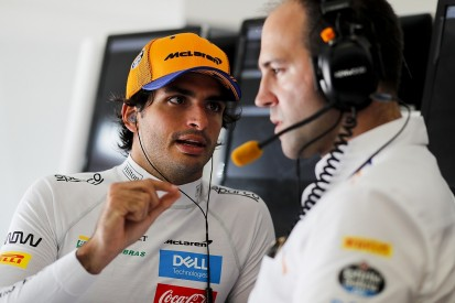 """Sainz apologised to McLaren for being """"rude"""" before Austrian GP charge"""
