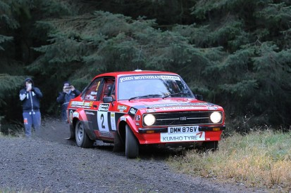 Ford pairing win revived Roger Albert Clark Rally