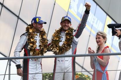 Porsche WEC GTE winners Estre, Christensen team up for Spa 24 Hours