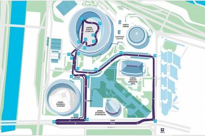 New Seoul Formula E track layout revealed using Olympics venue