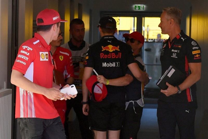 Why Verstappen escaped a punishment like Vettel's for Austria move
