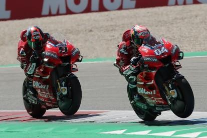 Petrucci: Avoiding risky Dovizioso Assen MotoGP move cost me place