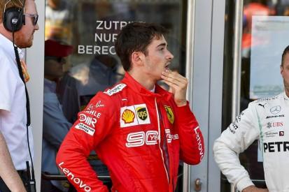 """Leclerc: Verstappen Austrian GP pass """"not the way you overtake"""""""