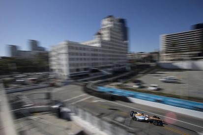 Da Costa stripped of Long Beach Formula E pole, Bird inherits it