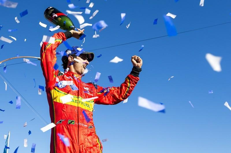 Lucas di Grassi boosts Formula E title bid with Long Beach victory