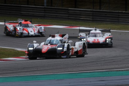 Future WEC LMP1 rules could move towards road car looks