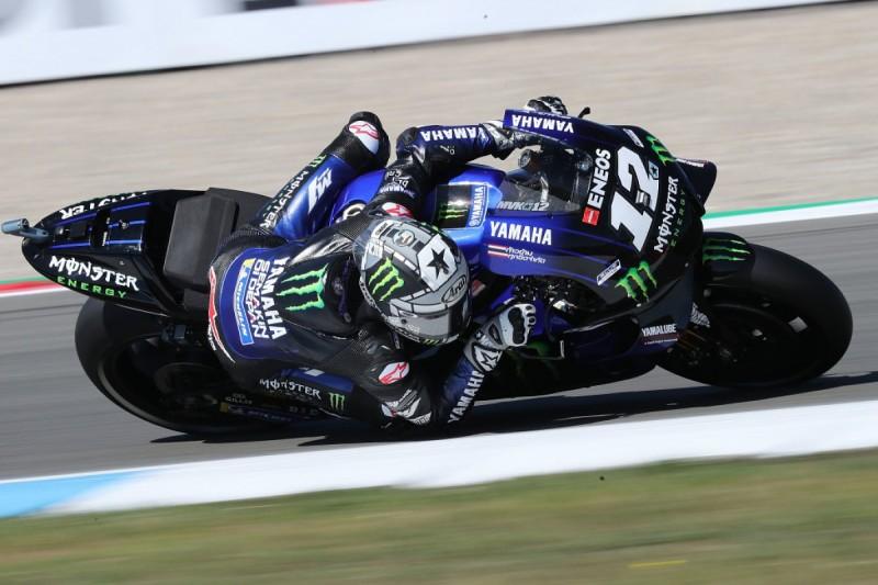 Vinales beats Marquez for first MotoGP win of 2019 in Ducth TT