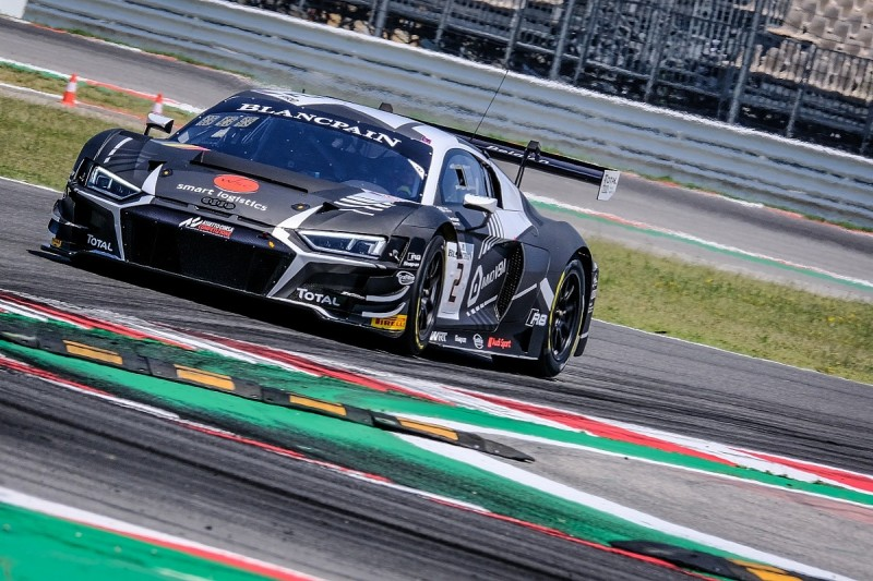 Blancpain Misano: Weerts/Vanthoor win race two after Akka pit error