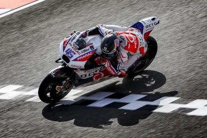 Tyre problem interrupts Argentina MotoGP practice